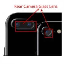 REAR CAMERA GLASS LENS FOR IPHONE 7 PLUS ORI