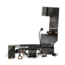 Charging Port Flex Cable for iPhone SE White Ori